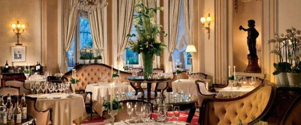 Restaurante Goya Hotel Ritz Madrid