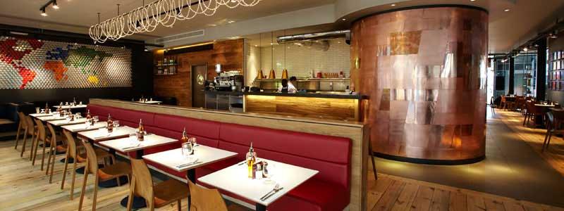 Comunidad hosteltur los mejores dise os de restaurantes for Disenos para bares