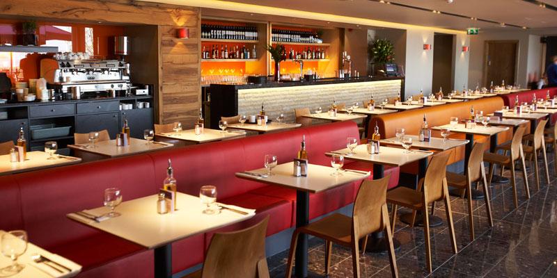 Comunidad hosteltur los mejores dise os de restaurantes for Diseno de restaurantes