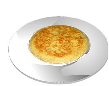 Ejemplo de innovaci n en gastronom a tortilla de patata for Deconstruccion culinaria