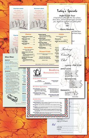 Comunidad hosteltur los errores m s letales en la carta for Como crear un restaurante