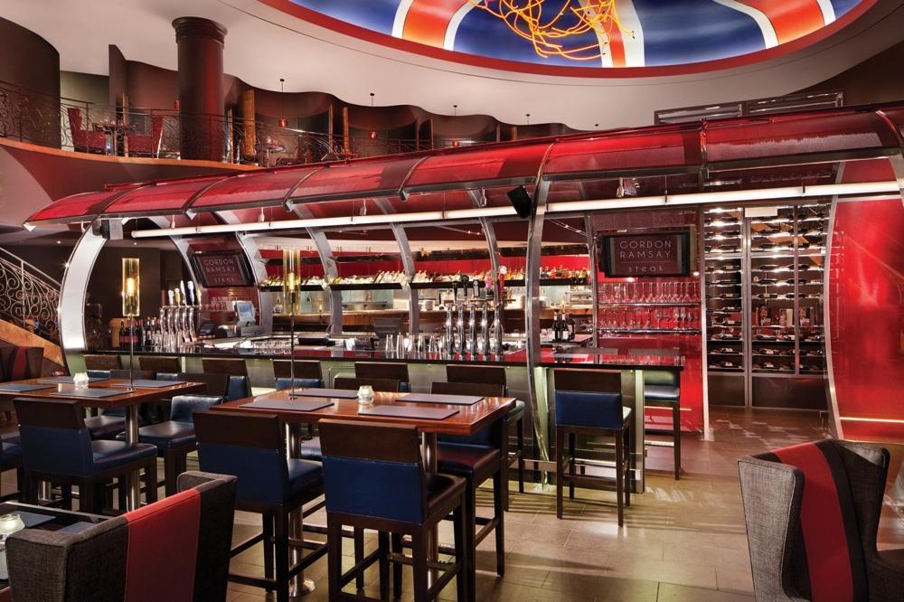 Como Hotel London Restaurant